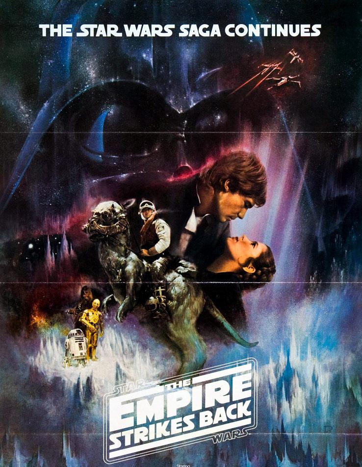 Звёздные войны. Эпизод V: Империя наносит ответный удар (1980)