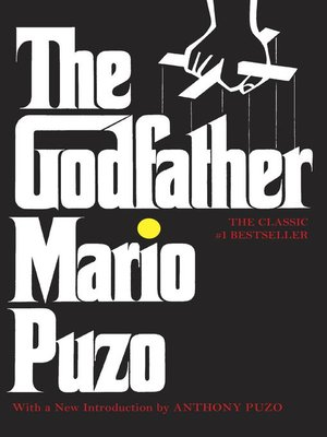 Марио Пьюзо. Крестный отец (1969)