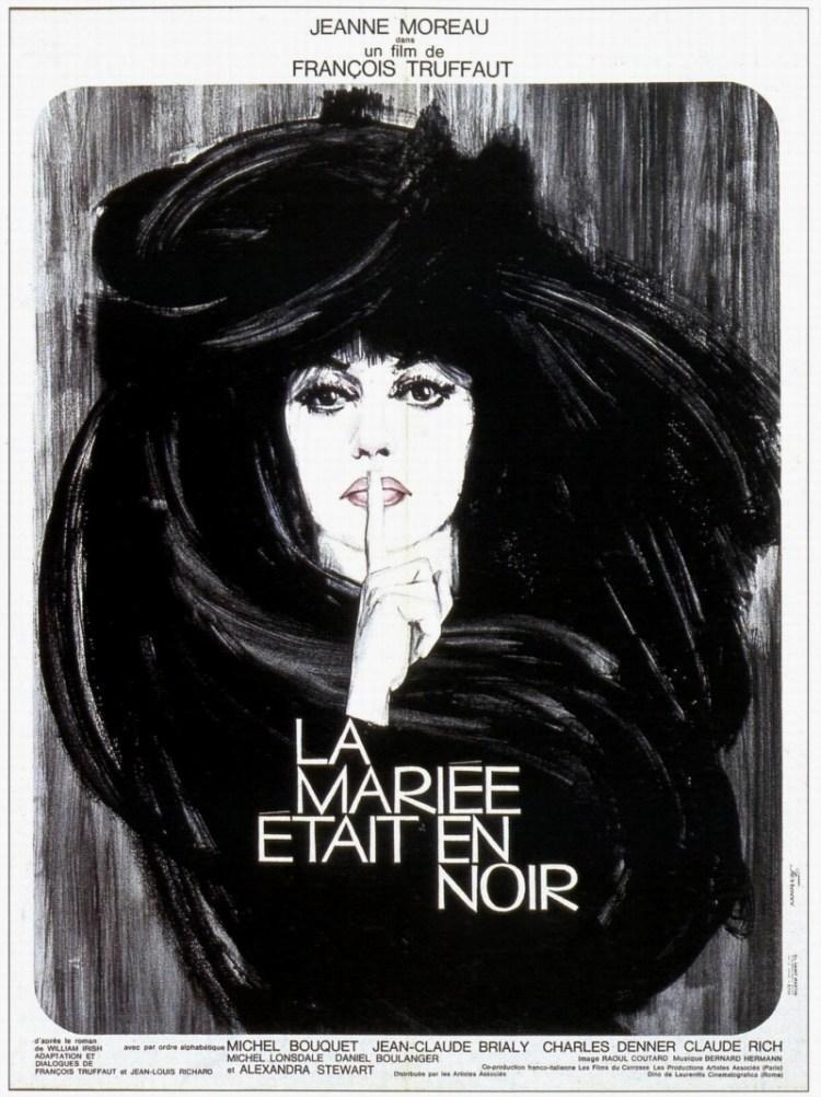 Невеста была в черном (1968)