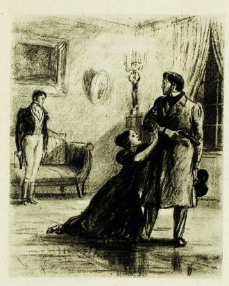 Пушкин. Выстрел (1830)