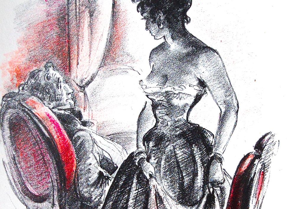 Стендаль. Красное и черное (1830)