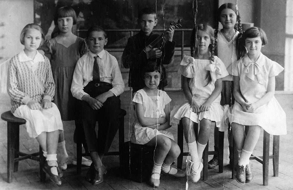 Фото: личный архив семьи Юрия Кнорозова
