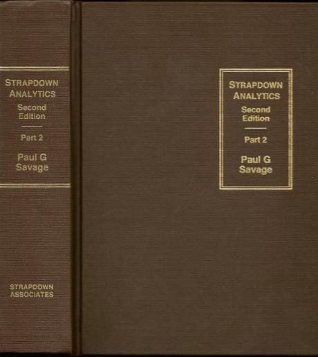 Strapdown analytics (Parts 1&2)