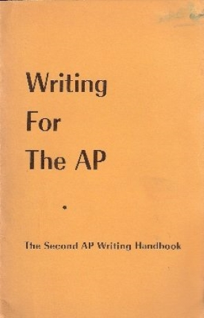Writing For The AP (The Second AP Writing Handbook)