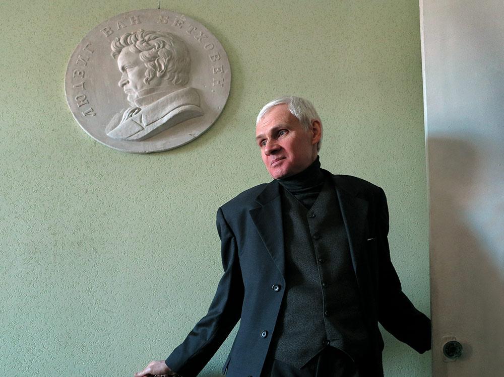 Анатолий Родион Заверняев, 2014 год Фото: предоставлено автором