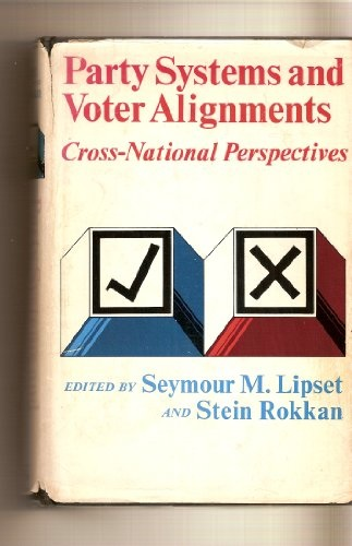 Party Systems and Voter Alignments: Cross-National Perspectives
