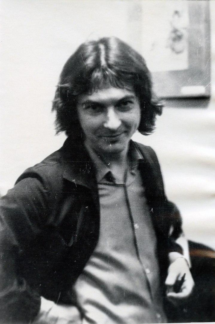 Майк. 70-е годы Фото: предоставлено автором