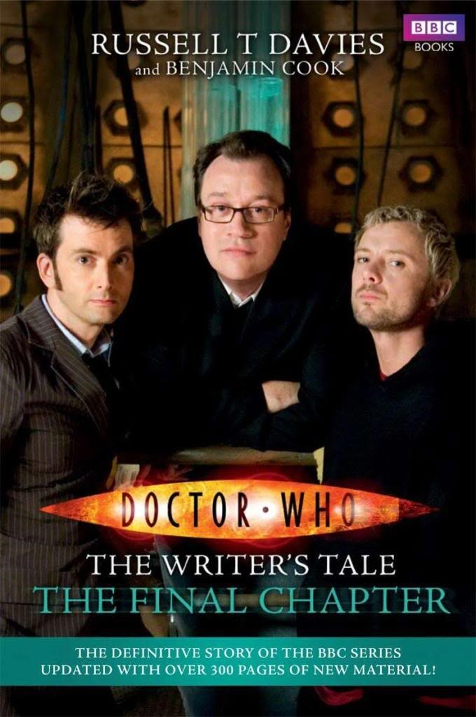 «Doctor Who»: The Writer's Tale: The Final Chapter