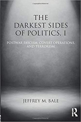 The Darkest Sides ofPolitics, I(Extremism and Democracy)