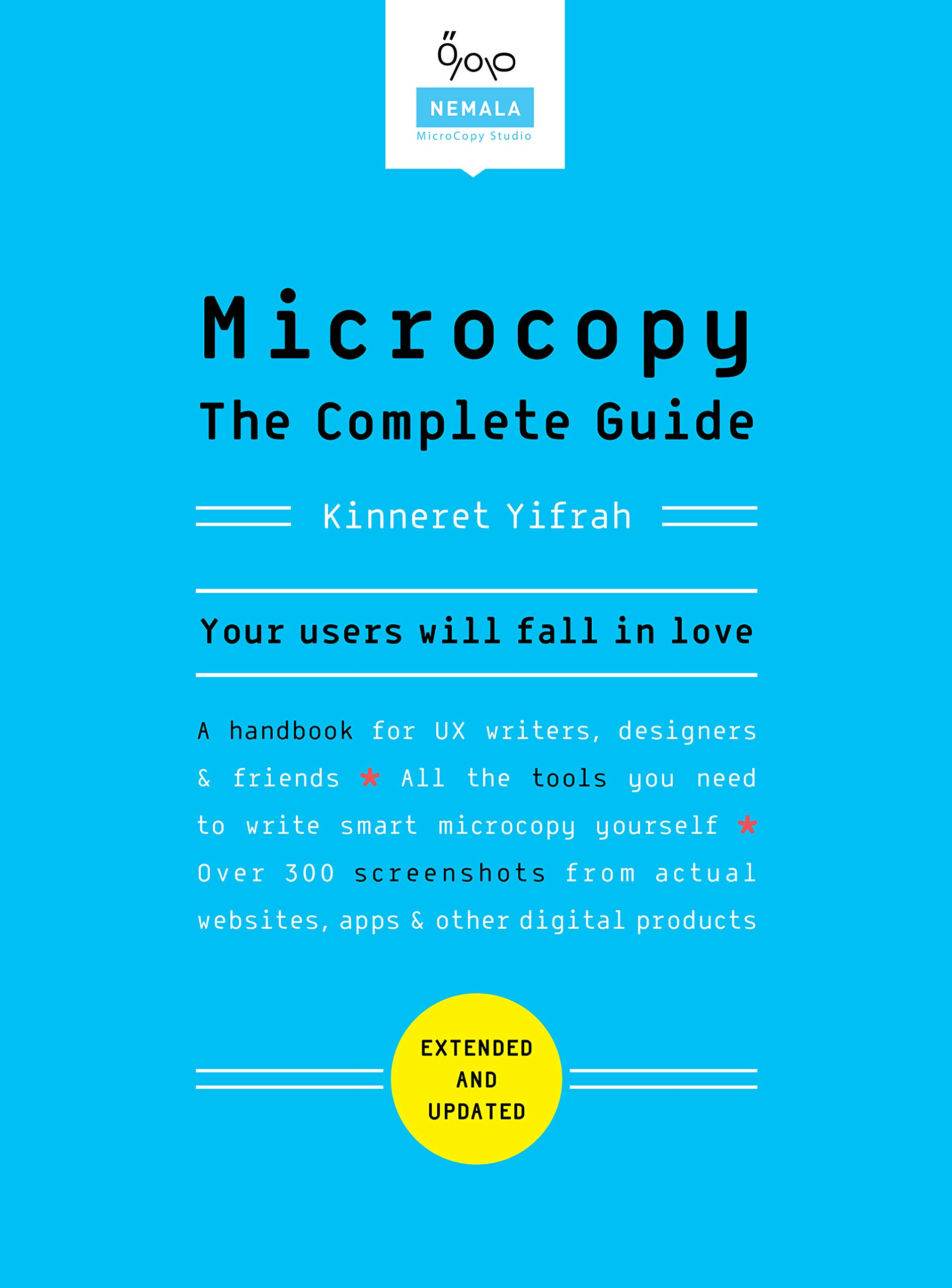 Microcopy: The Complete Guide