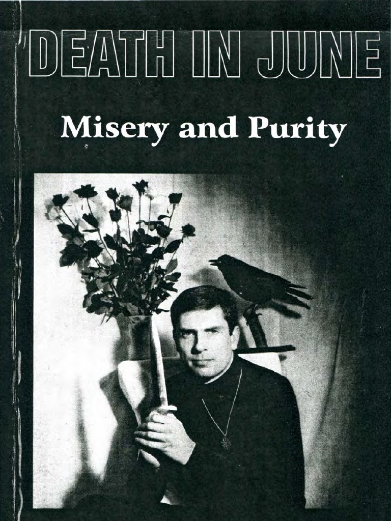 Death in June: Misery and Purity