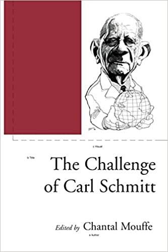 Challenge of Carl Schmitt